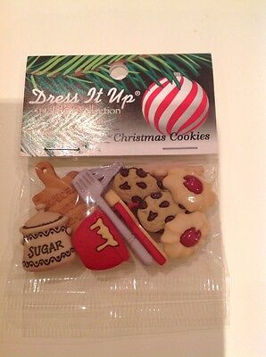 Craft ! Christmas Cookies Selection ! New !