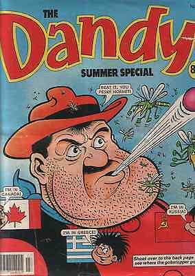 The Dandy Summer Special 1991:published By D.c.thomson