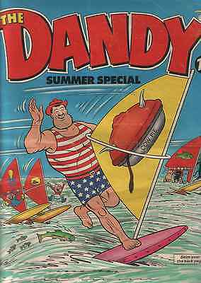 The Dandy Summer Special 1989:published By D.c.thomson