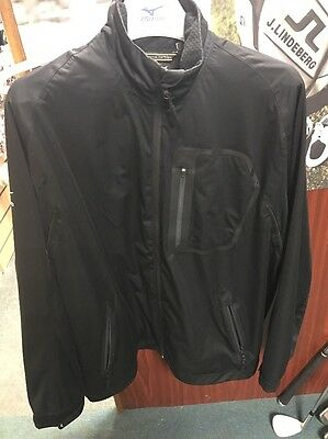 Brand New Men's Mizuno Waterproof Flex Rain Golf Jacket Large