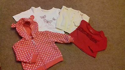 Bundle Of Girls Clothes - 0-3 Months - Some New