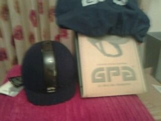 GPA Adult riding hat