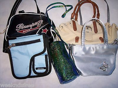 Young Girl Purse Lot of 5 or Dress Up Pretend Play