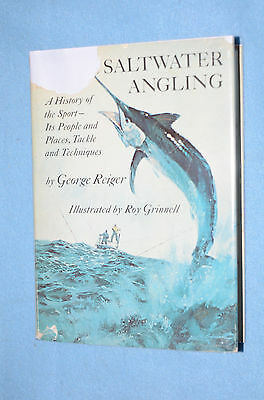 Profiles in Saltwater Angling - George Reiger