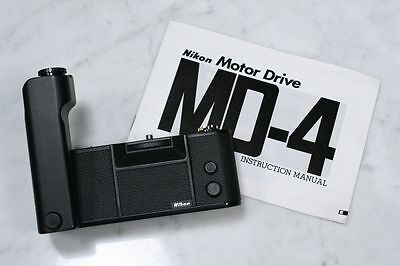 Nikon Motor Drive MD-4. Tested. Great Working Condition