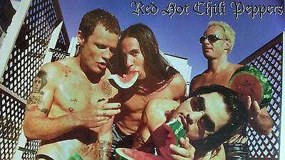 "POSTER: Red Hot Chili Peppers ""Watermelon"" #6153"