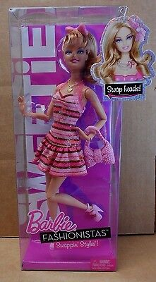 2010 Barbie..... FASHIONISTAS SWAPPIN' STYLES...NRFB
