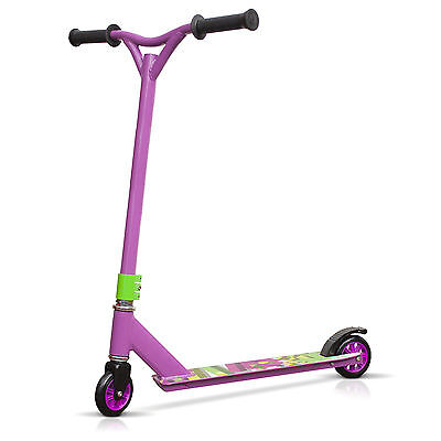 360 Degree Fixed Bar Push Pro Stunt Trick Scooter For Adults & Kids