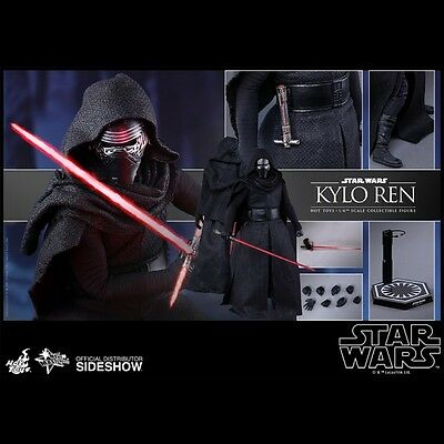 -= ] HOT TOYS - Kylo Ren: Star Wars the Force Awakens [ =-
