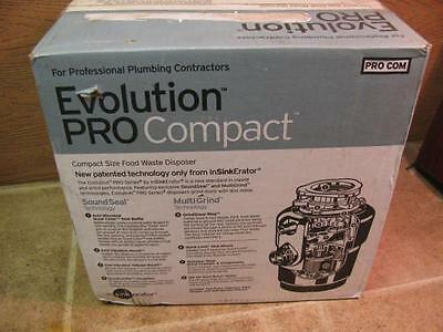 Insinkerator Evolution Pro Compact 3/4 HP Garbage Disposal