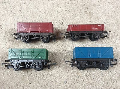 """Collection of """"00"""" Gauge Rolling Stock wagons"""