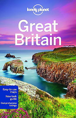 Great Britain LONELY PLANET TRAVEL GUIDE