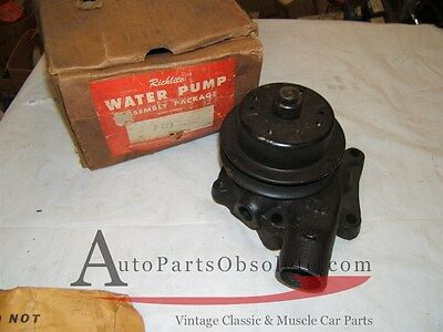 1937 39 40 Chevrolet new water pump usa made vintage