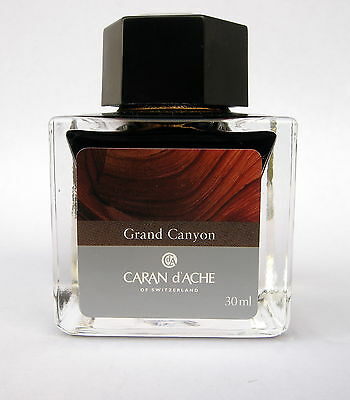 Caran d'Ache Grand Canyon Ink from Colours of the Earth