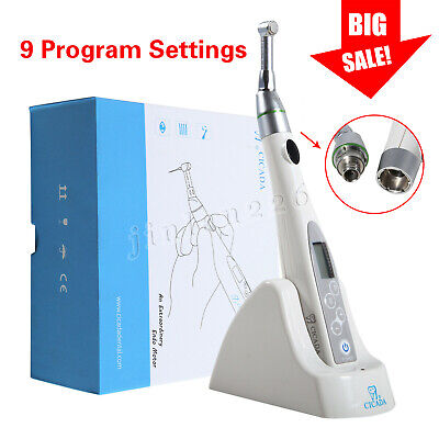 CICADA Dental Endodontic​ Root Canal Reciprocating Endo Motor 9Program Treatment