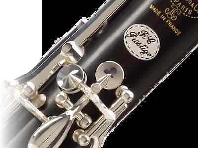 BUFFET CRAMPON RC Prestige Clarinet - Brand New - Free Shipping!!!