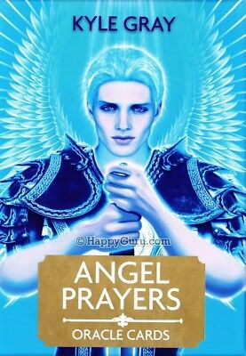 """angel Prayers Oracle Cards Deck"" By Kyle Gray (Oracle)"