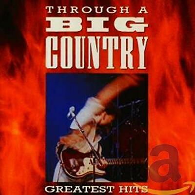 Big Country - Through a Big Country: The Greatest Hits - Big Country CD 88VG The