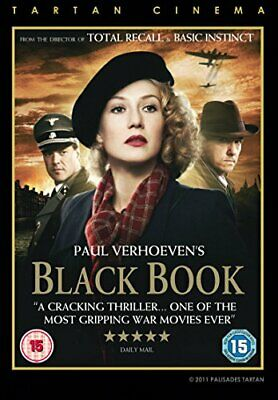 Black Book [DVD] - DVD  XIVG The Cheap Fast Free Post