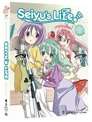 Seiyu's Life - Complete Series - 2 DISC SET (2016, DVD NEW)