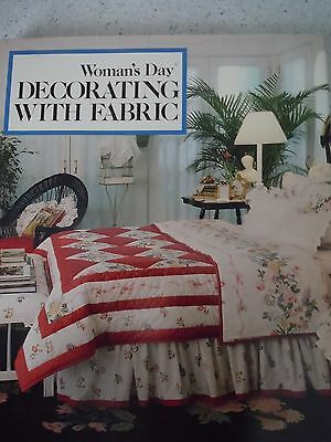Woman's Day Decorating With Fabric 70 Decorating Projects Hardcover