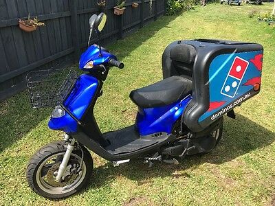 TGB Delivery Scooter