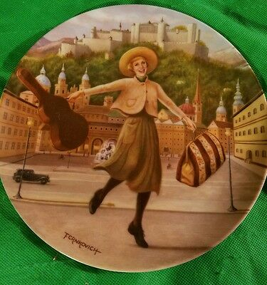 "Norman Rockwell ""Sound of Music"" Collector Plates"