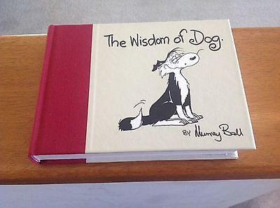 The Wisdom Of Dog Book Footrot Flats Murray Ball Excellent Condition