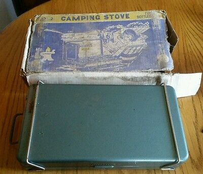 Vintage collectible antique primus gas camping stove