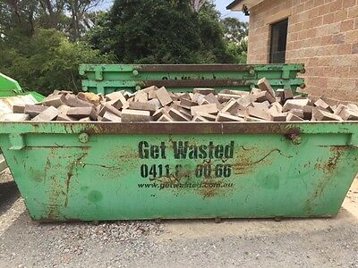 Used Pavers 4 cubic metres Pick up Annangrove