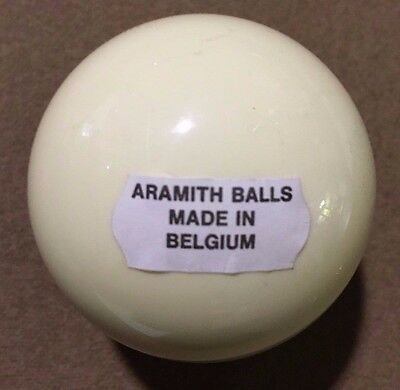 Aramith Replacement Cue Ball Billiards Pool Ball