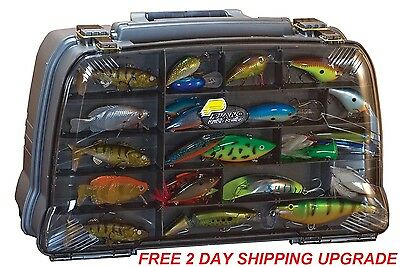PLANO 1444 Magnum Guide Series Tackle Box FREE 2 DAY SHIPPING UPGRADE