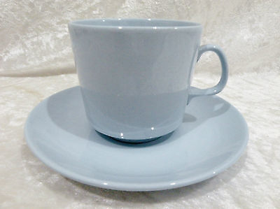 Johnson of Australia - pastel blue cup & saucer