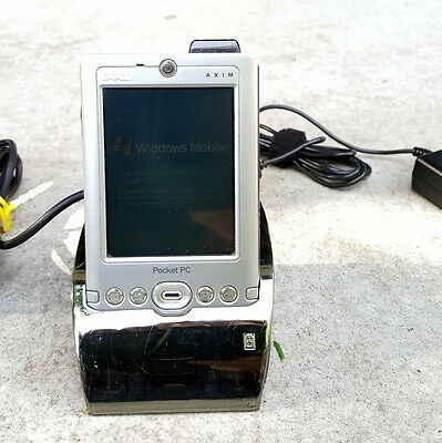 Dell Axim X30 PDA with loads of accessories