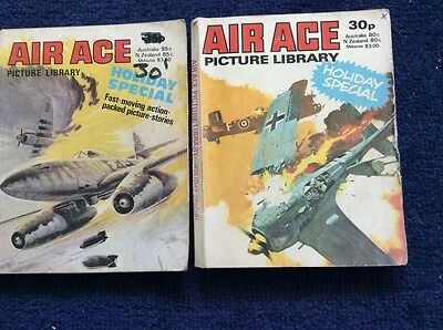 2 Air Ace holiday specials