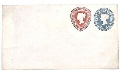 B61 1875 GB QV STAMPED TO ORDER Postal Stationery STO Compound Dies Fine Unused