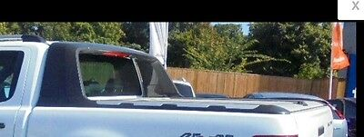 Ford Ranger Wild Trak Bar And Mountain Top Roller Cover
