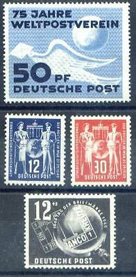 Germany DDR GDR stamp collection 1949-90 complete, all year full sets MNH !!!