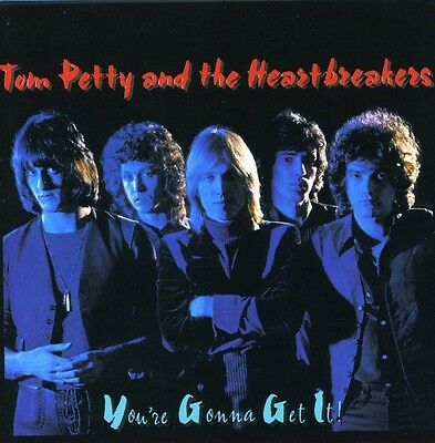 Tom Petty, Tom Petty & the Heartbreakers - You're Gonna Get It [New CD] Rmst