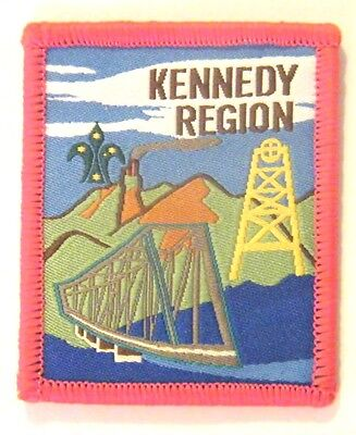 KENNEDY REGION Scout Badge (around Townsville, Queensland)