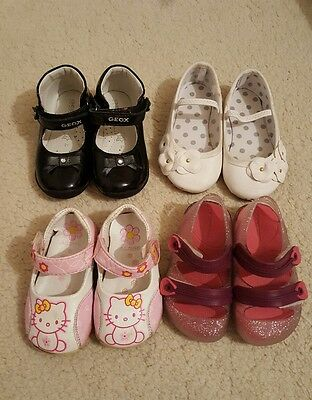 Job lot baby shoes size 4 EUR 21 x 4 pairs