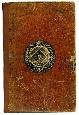 An Interesting original sketchbook of classical studies, Brighton.  1850.