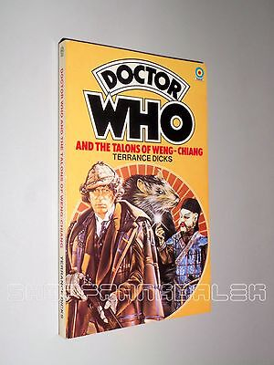 Doctor Who and the Talons of Weng-Chiang (Target books)