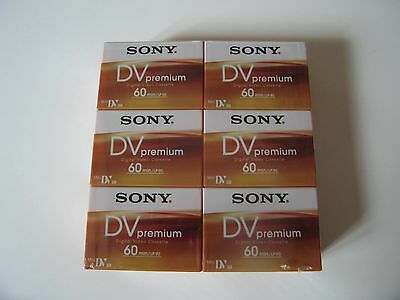Lot cassettes DVideo Sony