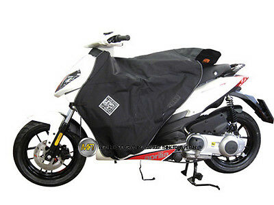 For Aprilia Sportcity One 50 2010 10 Leg Cover Termoscud Winter Waterproof Tucan