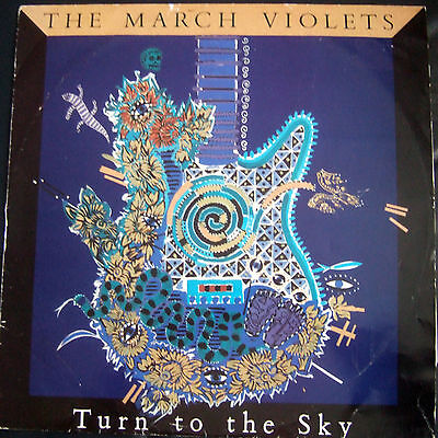 """The March Violets - Turn to the Sky Vinyl 12"""" Single"""
