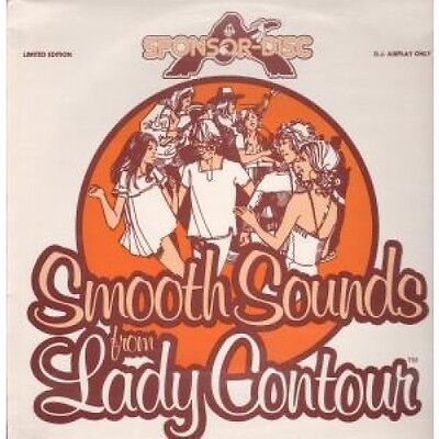 "SMOOTH SOUNDS FROM LADY CONTOUR Various 12"" MAXI VINYL 4 Track Promo Featuring"