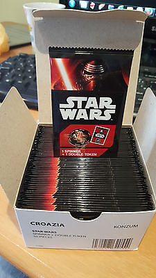 STAR WARS - COMPLETE PACK - DISNEY & LUCAS FILM - 50 pcs