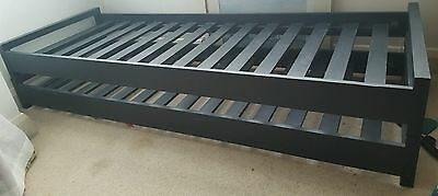 futon company stacking beds two singles or a double great guest bed