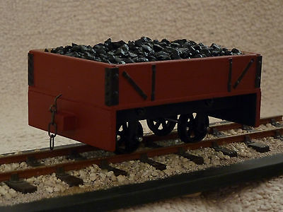 Sm32 Wagon 16Mm Scale Garden Railway Narrow Gauge Removable Coal Load Brand New